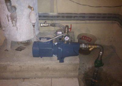 Brunnenbau WTC Wasser Technik Claudiu Brunnenpumpe