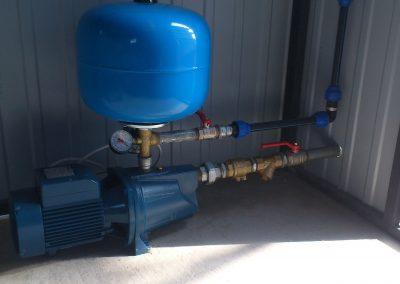 Brunnenbau WTC Wasser Technik Claudiu Brunnen
